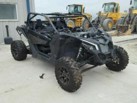 Salvage CAN-AM MAVERICK X