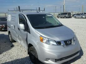 Salvage Nissan NV200